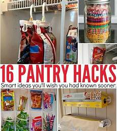 Helpful Kitchen Hacks by 16 Pantry Hacks To Help Keep You Organized These Are