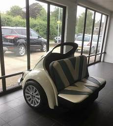 Car Moebel - classic vw beetle sofa beetle booth cool vw bug seat