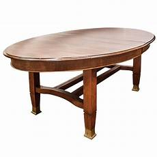 arts an crafts mahogany oval dining table for sale at 1stdibs