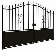 portail en fer 4 metres pas cher portail portail coulissant accessoire pour portail