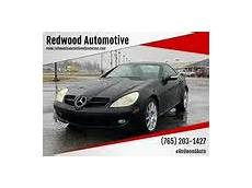 Used Mercedes Slk Class For Sale In Indianapolis In