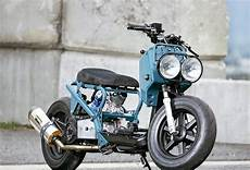 Honda Ruckus Scrambler