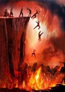 Gambaran Neraka Jahanam Tempat Siksaan Api Hargaikataku