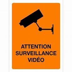 panneau surveillance vid 233 o signalisation de surveillance