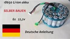 li ion akku selber bauen german hd