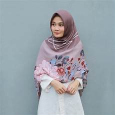 7 Tips Menggunakan Jilbab Sesuai Bentuk Wajah Wikipie Co Id