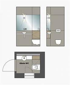 gäste wc grundriss g 228 ste wc eines einfamilienhauses innenarchitekt in