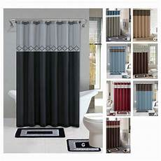 Modern Bathroom Shower Curtain