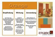 passende farbe zu orange farbe ervano erlebnis wohnen