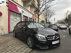 Voiture Mercedes Classe A 180 Blueefficiency Fascination