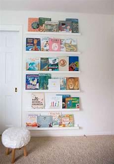 Bücherregal Kinderzimmer Selber Bauen - diy book ledge bookshelves home decor diy decor
