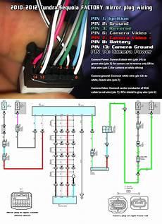2013 tundra mirror wiring diagram toyota tundra wire