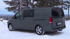 Mercedes Vito 119 Bluetec Mixto Design Trailer
