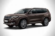 2019 jeep suv 2019 jeep grand commander crossover suv hiconsumption