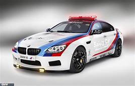 BMW M6 Gran Coupe Is The Official Car For MotoGP