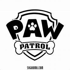 Paw Patrol Logo Malvorlagen Paw Patrol Logo Svg Paw Patrol Clipart Paw Patrol