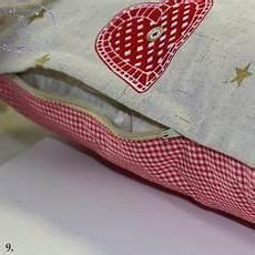 kissen mit reißverschluss nähen n 228 hen kissen on pillows oder and weihnachten