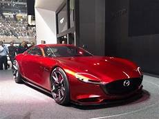 If Mazda Refuses To Build The Rx Vision It Should Revive