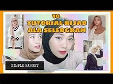 10 Tutorial Ala Selebgram Dewi Hanhan