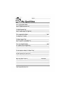 self esteem worksheets increasing self esteem is not difficult