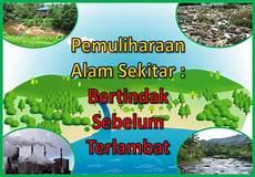 Kj Penjagaan Alam Sekitar Tanggungjawab Bersama Shafiqolbu