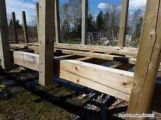 fabriquer un pont de jardin ou passerelle pour bassin id 233 e