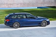 2017 bmw 5 series touring g31 launch films are about wagon lifestyle autoevolution