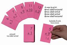 basic math facts flash cards printable 10796 math flash cards all facts through 12 addition subtraction multiplication division plus