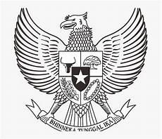 Logo Pancasila Hitam Putih Vector Cdr Png Hd