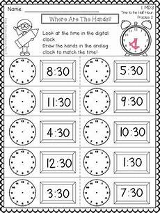 first grade telling time by frogs fairies and lesson plans