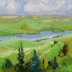lac tremblan 001 in 2019 landscape art canadian painters landscape
