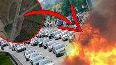 Stau A5 Hessen - stau auf a5 explosion droht wegen mega hitze