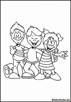 Ausmalbilder Zum Ausdrucken Kinder Ausmalbilder Schulkinder Kostenlos Malvorlagen Zum