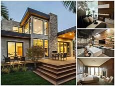 maison moderne design d 233 co maison contemporaine en 50 id 233 es int 233 ressantes