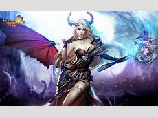 League Of Angels 2 Kay Girl Fighter Captures And Paralyzes