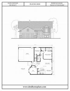bi level house plans with garage bi level plans with garage dmd home plans