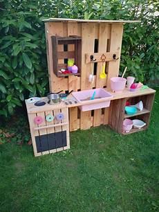 Kinderküche Aus Paletten - ᐅ matschk 252 che selber bauen aus paletten obstkisten