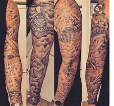 pin de manuel em projects to try sleeve tattoos - Männer Arm