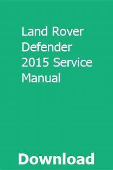 free online auto service manuals 1994 land rover defender free book repair manuals land rover defender 2015 service manual land rover defender land rover service new land