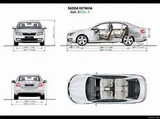 2013 Skoda Octavia Dimensions Hd Wallpaper 98