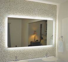 lighted vanity mirrors wall mounted mam96040 60 quot wide x 40 quot tall side lighted ebay