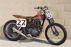 Racing On A Budget Co Built S Flat Track Racing