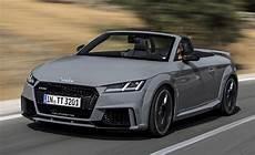 Audi Rs Tt - drive 2018 audi tt rs roadster review car and