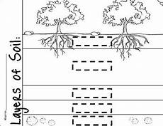 plants and soil worksheets 13633 layers of soil worksheet by 3rd with ms pfrang tpt