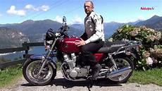 mototurismo in prova honda cb 1100 ex abs 2015