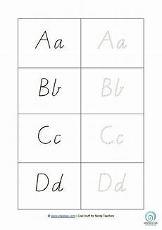 free cursive letters template to download and print handwriting template cursive alphabet