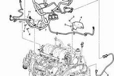 Pontiac Grand Prix Engine Diagram Automotive Parts
