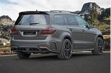 Official 840hp Mercedes Amg Gls 63 By Mansory Gtspirit