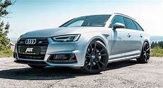 Audi A4 B9 Gets A Complete Tuning From Abt Sportsline