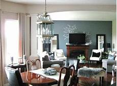 paint color is evening shadow by cil for the home